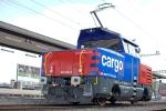 SBB Cargo Eem 923 Hybridlokomotive Stadler Rail Erste Lok 001