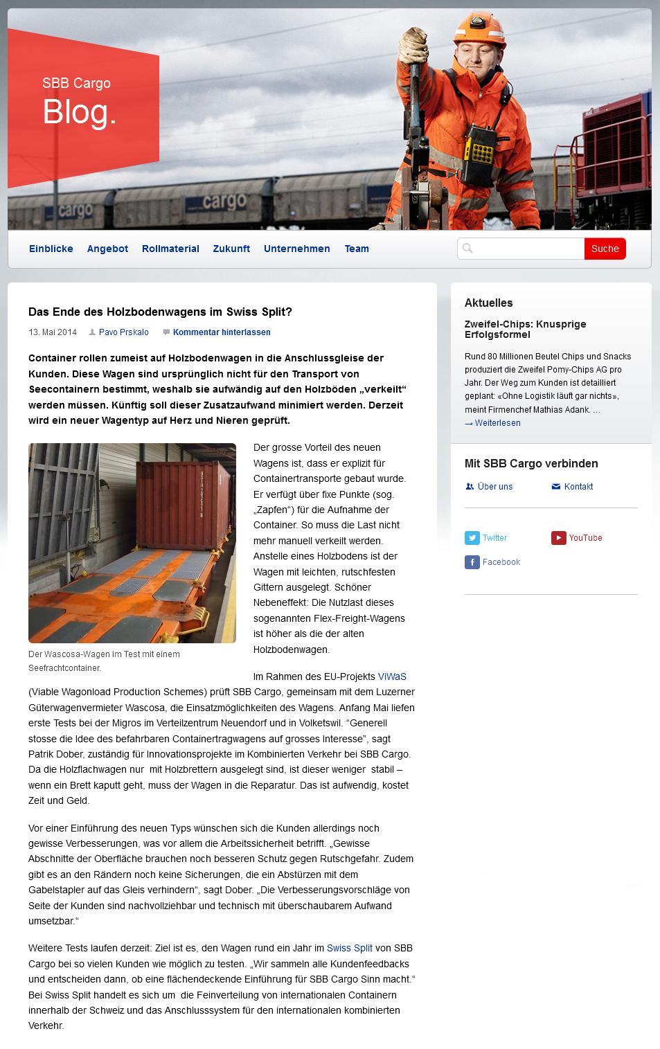 © SBB Cargo; http://blog.sbbcargo.com/11880/das-ende-des-holzbodenwagens-im-swiss-split-2/