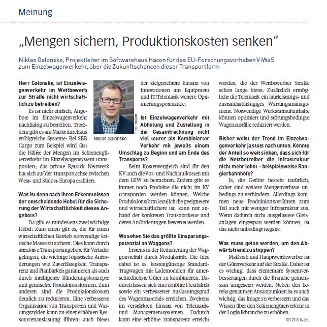 RailBusiness_Mengen sichern Produktionskosten senken_34_16